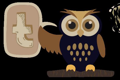 owl twitter icon 2